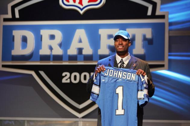 Detroit Lions: Grades and Awards for the Last Five NFL Drafts