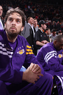 Los Angeles Lakers: Grading Each Player Thus Far in 2012