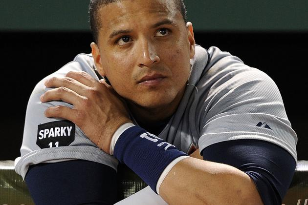 Victor Martinez Injury: 10 Players Who Could Fill the Void for Detroit Tigers