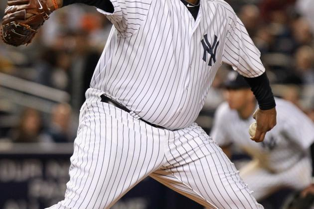 New York Yankees: Statistical Projections for the Pitching Staff in 2012