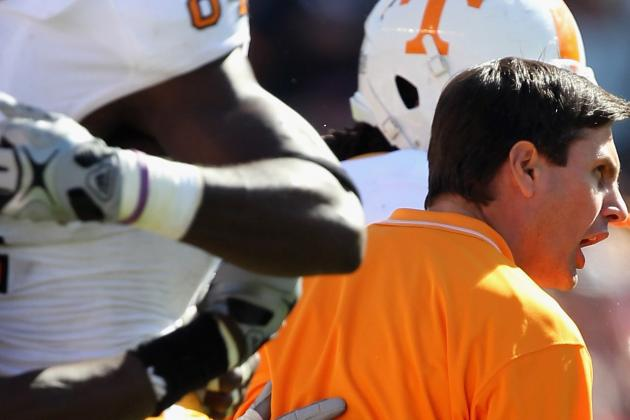 Tennessee Football: A Complete Look at the 2012 Volunteers Schedule