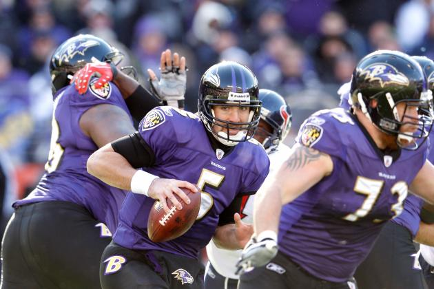 NFL Playoff Picture: Are Joe Flacco and Alex Smith the Biggest Liabilities Left?
