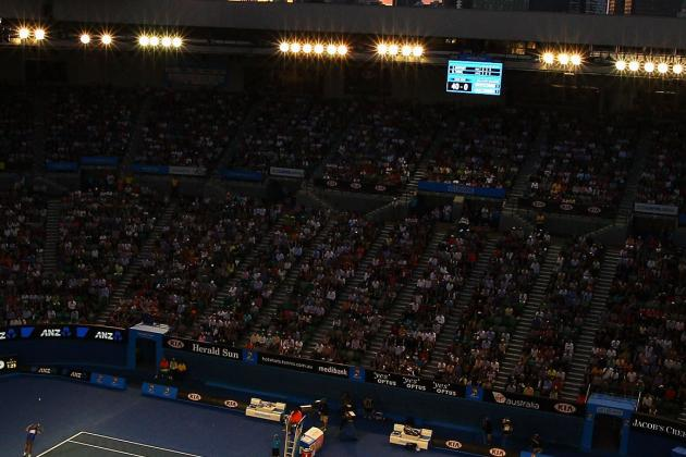 Australian Open 2012 TV Schedule: 5 Bold Predictions for Jan. 20