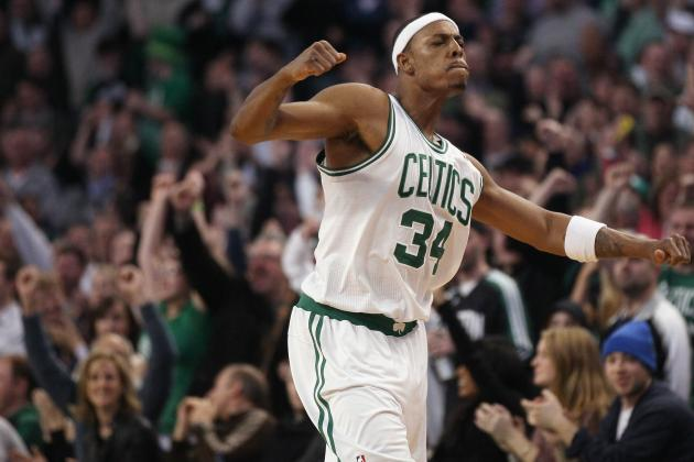 Paul Pierce's Top 10 Performances for the Boston Celtics
