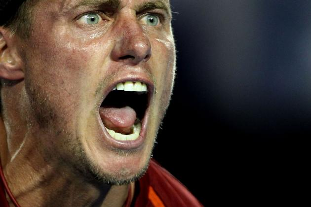 Australian Open 2012 Results: 5 Players Who Should Never Compete Again