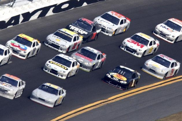 NASCAR: Top 10 Drivers After Preseason Testing