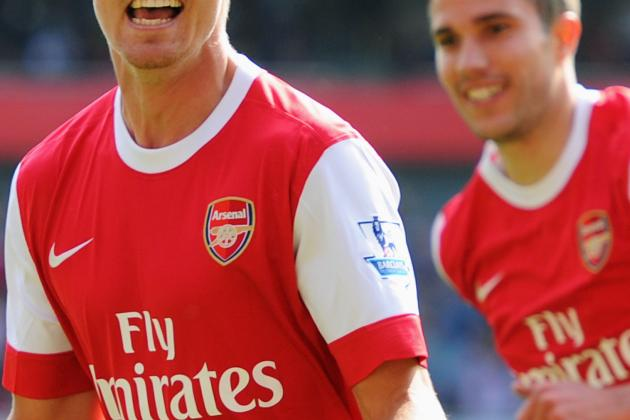 Arsenal vs. Manchester United: 5 Reasons the Gunners Will Win