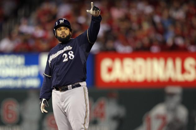 Prince Fielder and 10 Other Names the NY Yankees Should Consider for DH