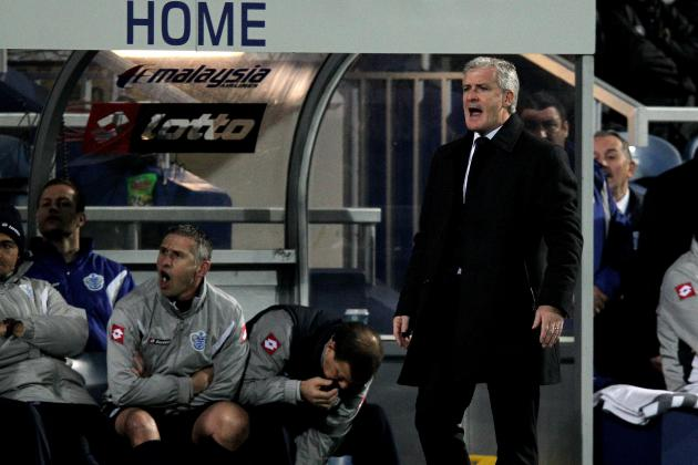 QPR: 5 Reasons Why Mark Hughes Will Not Save Them from Relegation