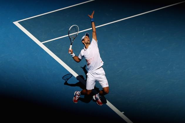 Australian Open 2012:  5 Takeaways from Opening Rounds of Year's First Slam