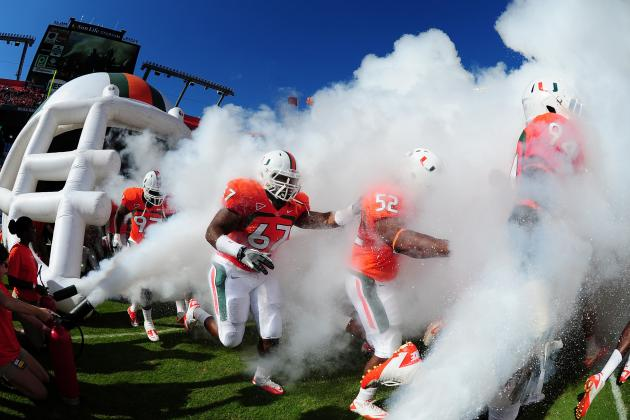 Miami Hurricanes Football: Top 5 Commitments in the Class of 2012