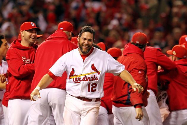 2012 MLB Free Agency: 10 Available Bats Who Could Notch Big Postseason Hits