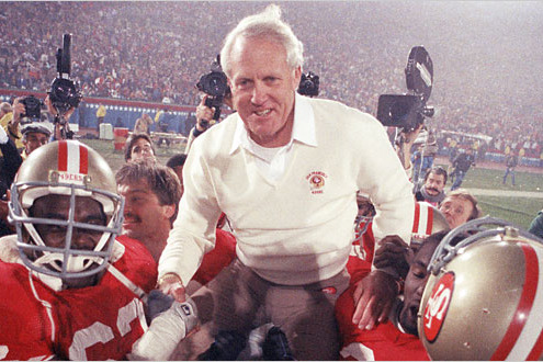 San Francisco 49ers: Ranking the Seven 49ers Coaches in the Bill Walsh Era