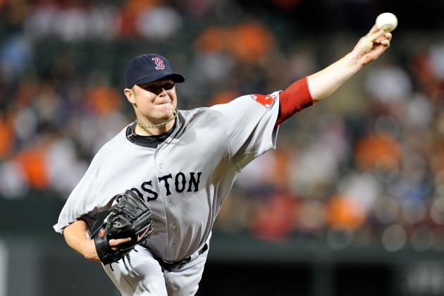 Boston Red Sox: 2012 Starting Rotation Projection