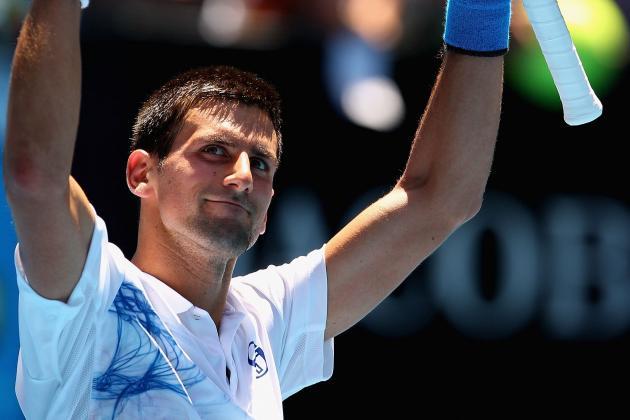 Novak Djokovic: Three Reasons Djoker Will Stay No. 1 Throughout 2012