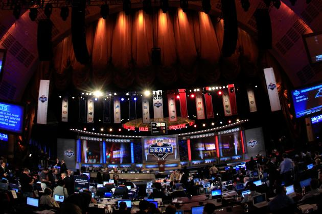 2012 NFL Mock Draft: 7-Round Chicago Bears Predictions
