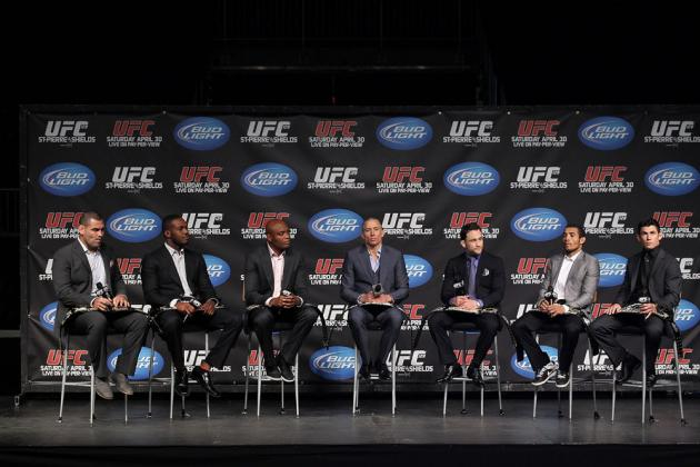 Creating and Predicting a UFC Royal Rumble