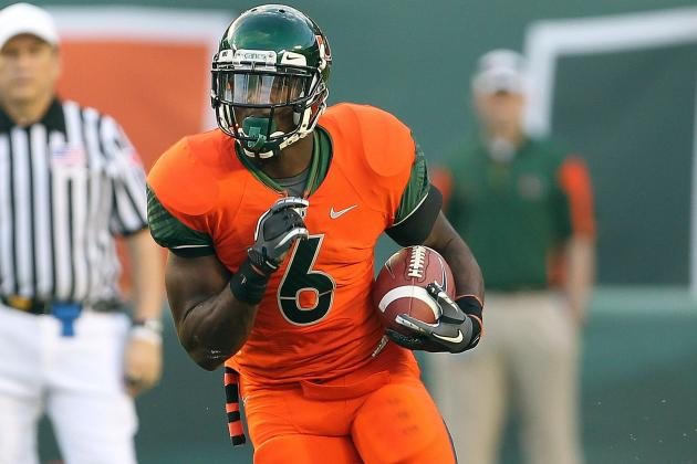 2012 NFL Mock Draft: Lamar Miller and 4 Other Prospects Who Came out Too Early