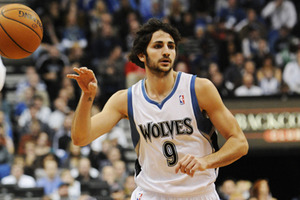 Ricky Rubio and the 5 Crazy Early Surprise NBA Stars