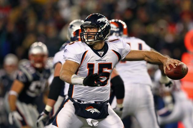 NFL Offseason Moves That Will Tell You If the Broncos Believe in Tim Tebow