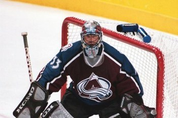 Best Colorado Avalanche Goalie Masks of All-Time