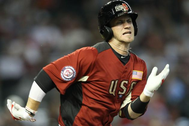 MLB's Top 50 Hitting Prospects Heading into 2012