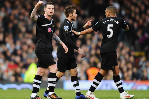 Newcastle United: 5 Reasons Why the Toon Will Continue to Shock the EPL in 2012