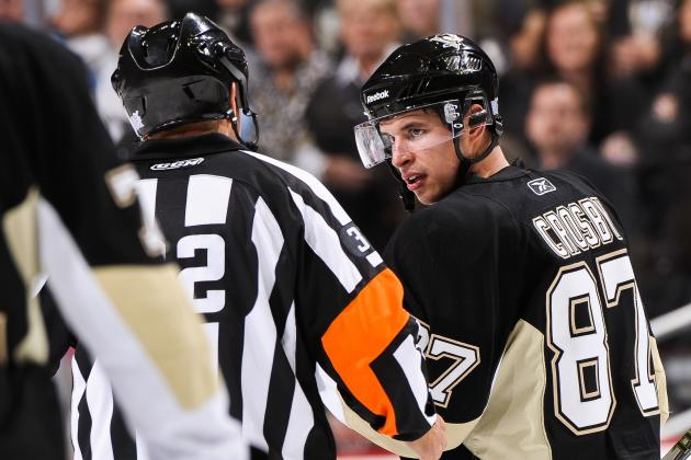 Sidney Crosby and the NHL's 13 Most Dramatic Players