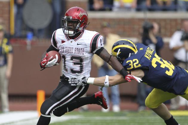 2012 NFL Draft: Ronnie Hillman and the 15 Best Small-School Prospects