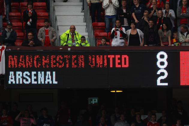 Arsenal vs. United: 5 Things Arsenal Must Consider Against Manchester United