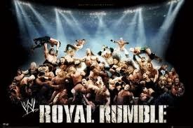 WWE Royal Rumble 2012: 5 Superstars That Could Draw the No. 1 Entry