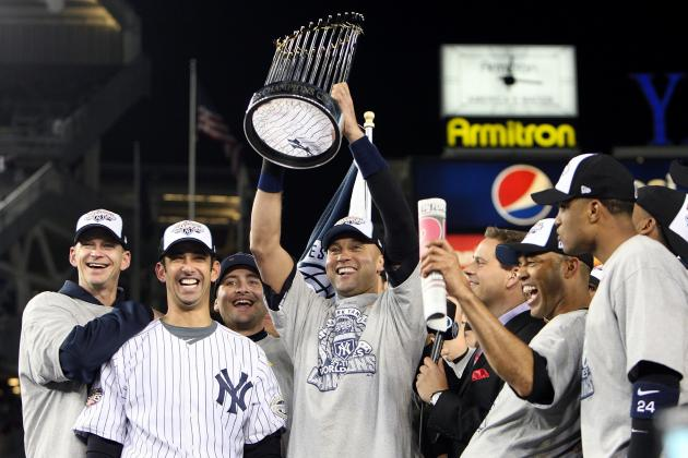 New York Yankees: 4 Reasons Why They Are 2012 World Series Favorites