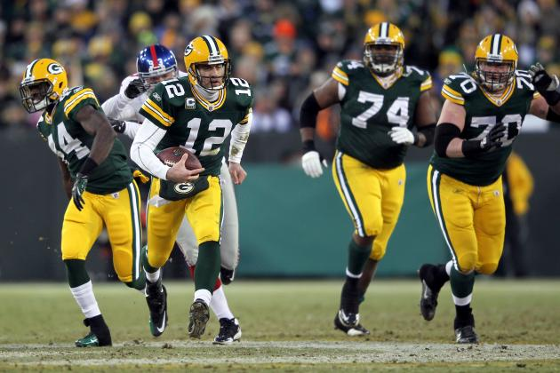 Green Bay Packers: Top 5 Plays of the 2011 Season