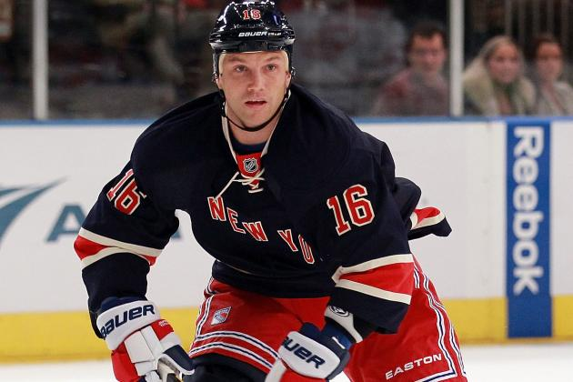 Why New York Rangers Fans Love Sean Avery