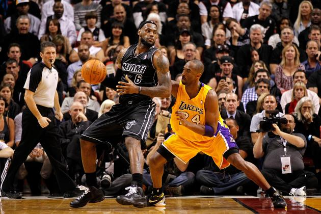 Kobe Bryant vs. LeBron James: Looking Back at Their Epic Matchups
