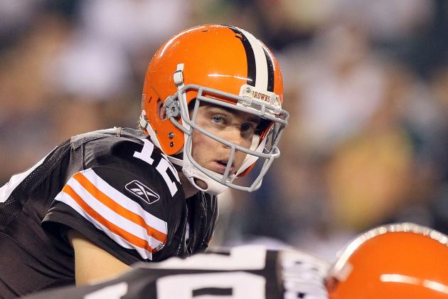Cleveland Browns 2012 Draft: 4 to Compete with Colt Not Named Luck or Griffin