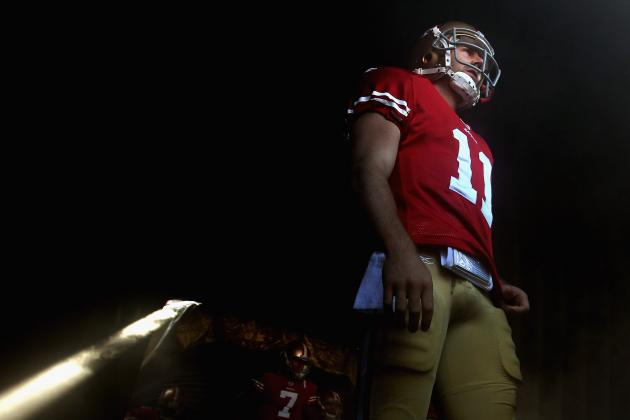 Giants vs. 49ers: 10 Key Niners in NFC Championship