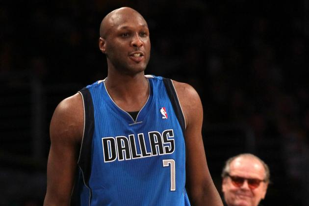 Lamar Odom and the NBA's 5 Most Disappointing Players of the 2011-2012 Season