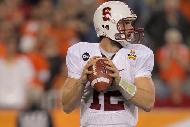2012 NFL Mock Draft: Predicting the Top 15 Picks of the Draft