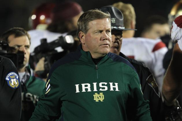 Notre Dame Football: Implementing an Uptempo Offense in 2012