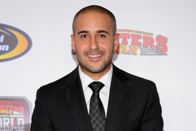 5 Questions with New UFC Announcer Jon Anik