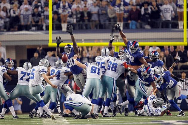 New York Giants: 12 Plays That Saved the 2011-12 Season