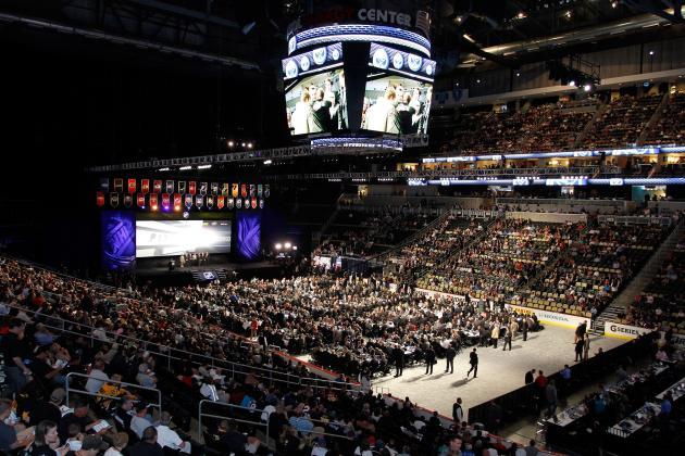 NHL Draft Results: Predicting the Top Ten Picks in the 2013 NHL Draft