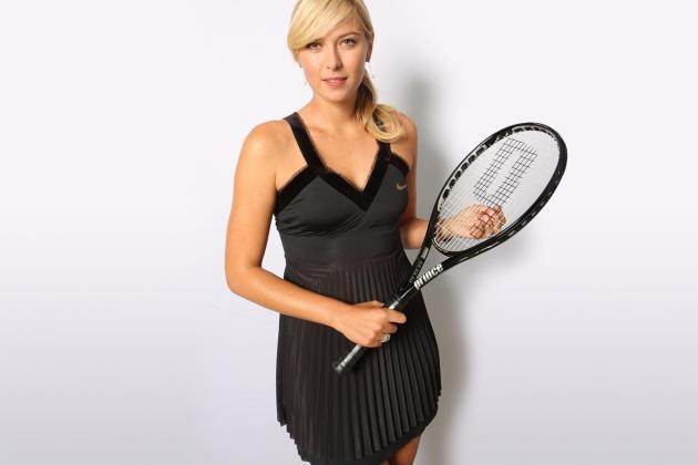 Maria Sharapova: 10 Most Scintillating Photos of Sharapova's Career