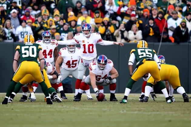 New York Giants: A History of Big Blue in NFC Championship Games