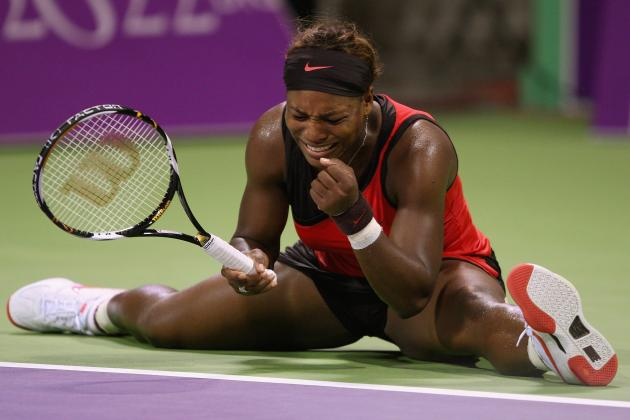 Serena Williams: 15 Most Scintillating Photos of Serena's Career