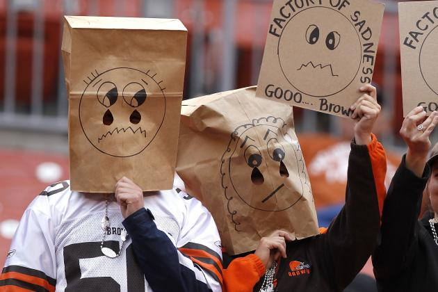2012 NFL Draft: 4 Upgrades the Cleveland Browns Must Make