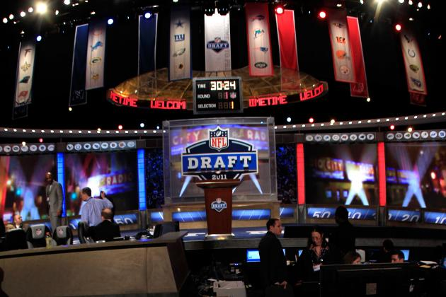 Detroit Lions: Mock Draftable Players from the 2012 East vs West Shrine Game