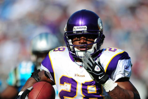 Purple Pain: Should the Vikings Consider Trading Adrian Peterson?