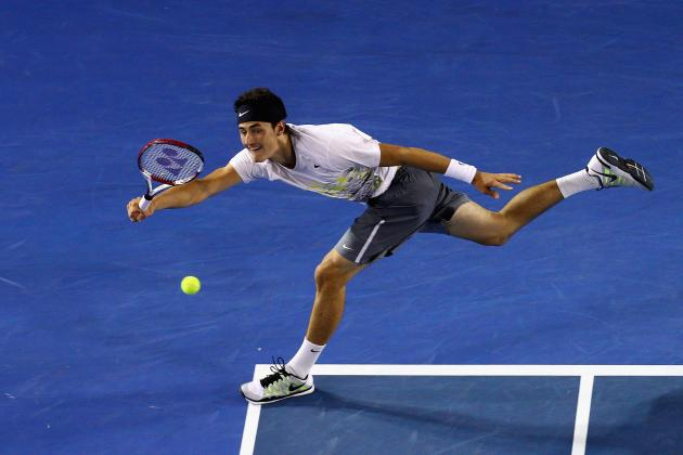 Australian Open 2012 TV Schedule: Top Men's Matches to Watch on Day 7